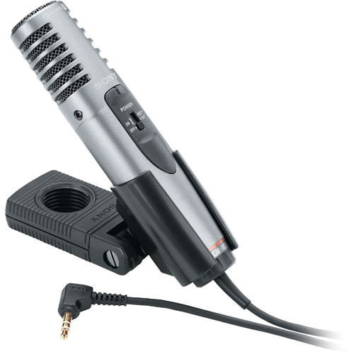 Sony ECM-MS907 - Stereo Mic