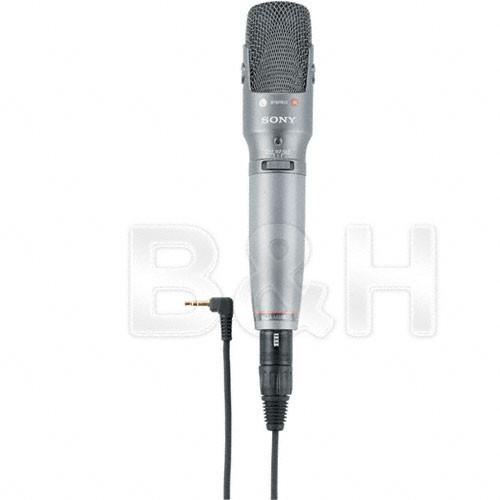 Sony ECM-MS957 - Stereo Condenser Mic