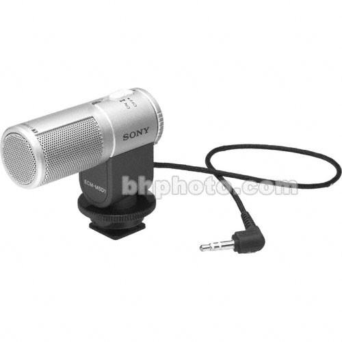Sony ECM-MSD1 Stereo Gun Zoom Microphone