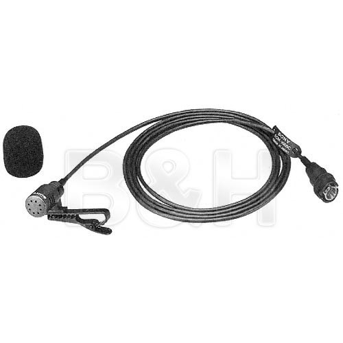 Sony ECM166BC Lavalier Microphone