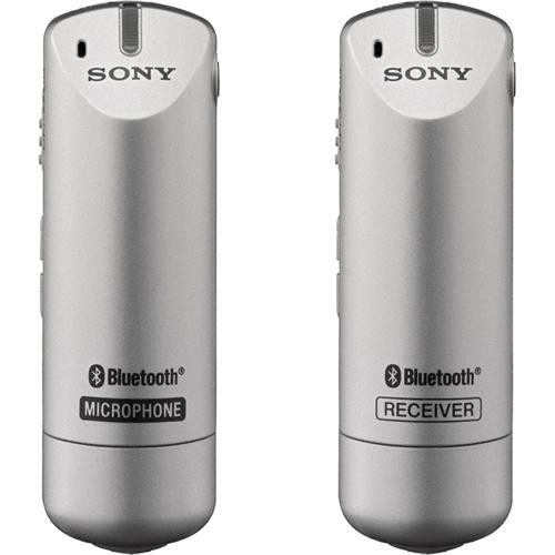 Sony ECM-AW3 - Bluetooth Wireless Microphone System for Video Cameras