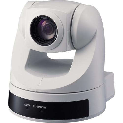 Sony EVI-D70 Pan / Tilt / Zoom Security Camera (White)