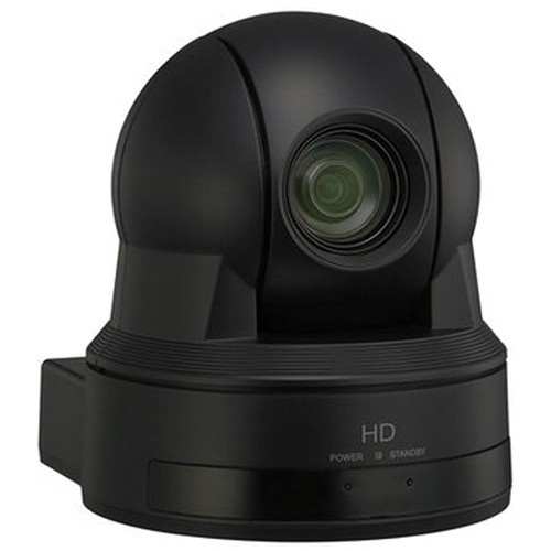 Sony EVI-H100S PTZ Camera with 20x Optical Zoom (Black)