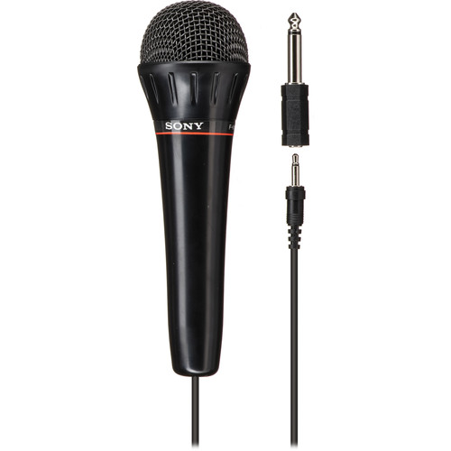 Sony FV-100 Omnidirectional Dynamic Vocal Microphone