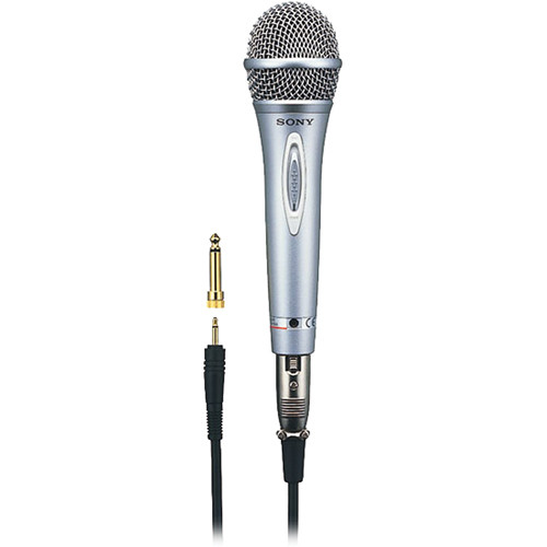 Sony FV-620 - Cardioid Handheld Dynamic Vocal Microphone
