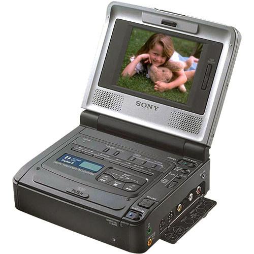 Sony GVD-800 Digital 8 Video Walkman VCR