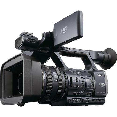 Sony HDR-AX2000E AVCHD PAL Camcorder