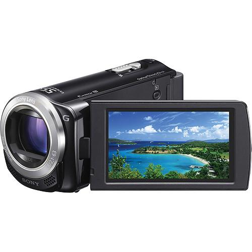 Sony PAL HDR-CX250E Full HD Flash Memory Camcorder (Black)