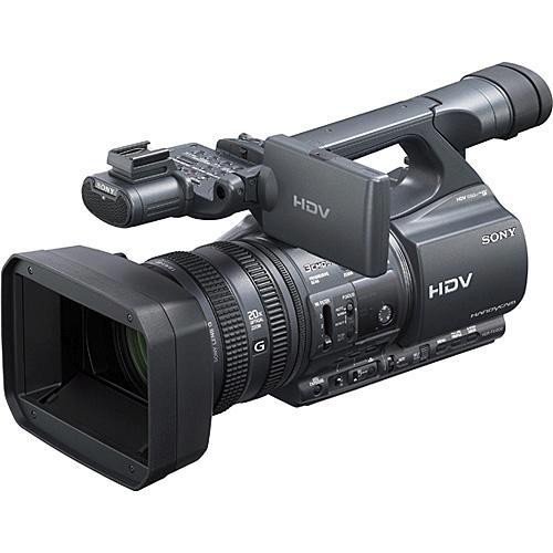 Sony HDR-FX1000E Handycam HDV PAL Camcorder