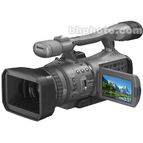 "Sony HDR-FX7E ""PAL"" 3CMOS HDV 1080i Camcorder"