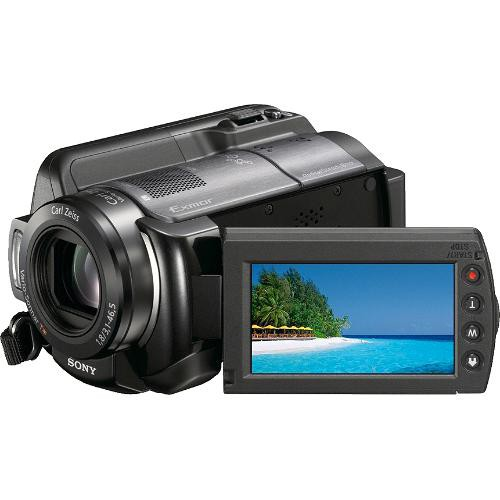 Sony HDR-XR200V 120GB High Definition Handycam Camcorder