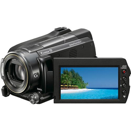 Sony HDR-XR500V 120GB High Definition Handycam Camcorder