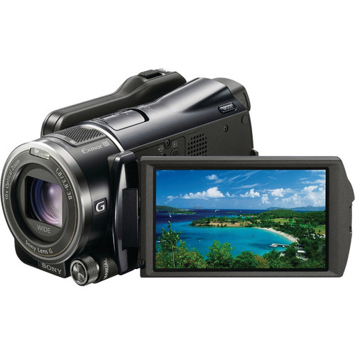 Sony HDR-XR550E 240GB HD Handycam PAL Camcorder