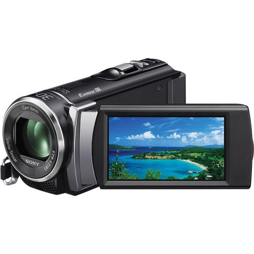 Sony PAL HDR-CX200 Handycam Video Camera (Black)
