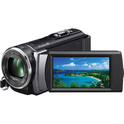 Sony HDR-CX200 High Definition Handycam Camcorder (Black)
