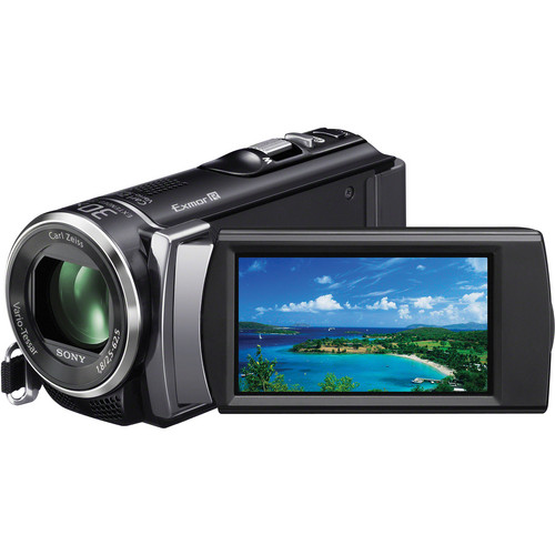 Sony HDR-CX210 High Definition Handycam Camcorder (Black)
