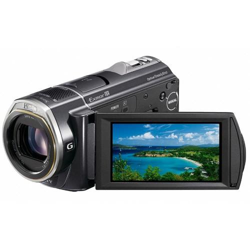 Sony HDR-CX520V 64GB High Definition Flash Memory Handycam Camcorder