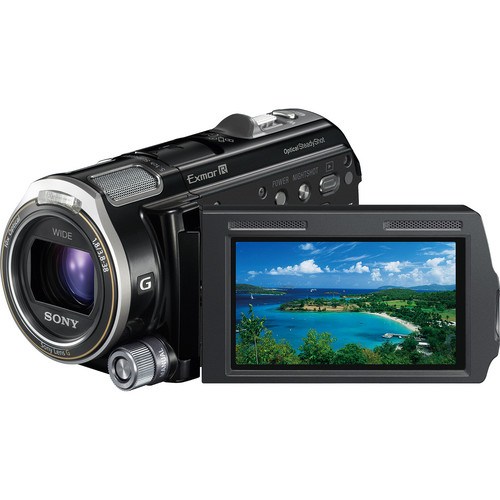 Sony HDR-CX560V Camcorder