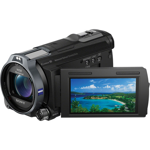 Sony HDR-CX760E Flash Memory HD PAL Camcorder (Black)