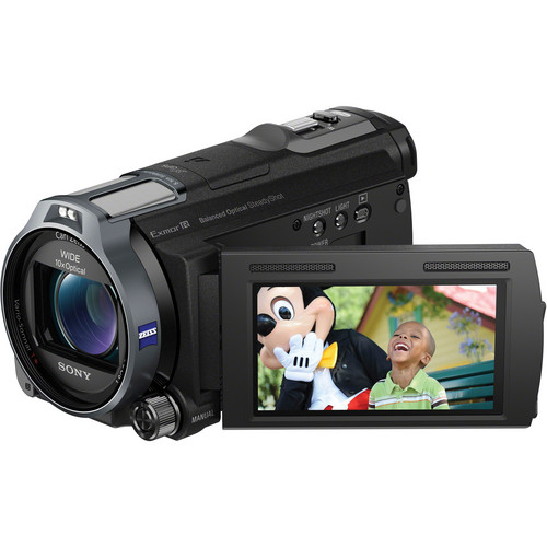 Sony HDR-CX760V High Definition Handycam Camcorder (Black)