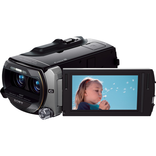 Sony HDR-TD10 Full HD 3D Camcorder