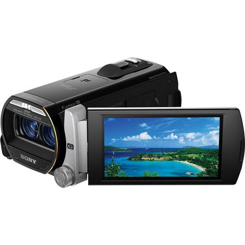 Sony PAL HDR-TD20V Full HD 3D Handycam Camcorder