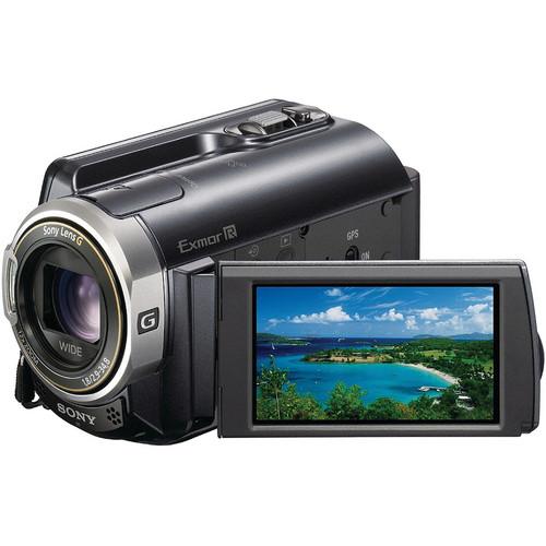 Sony HDR-XR350V 160GB Handycam Camcorder