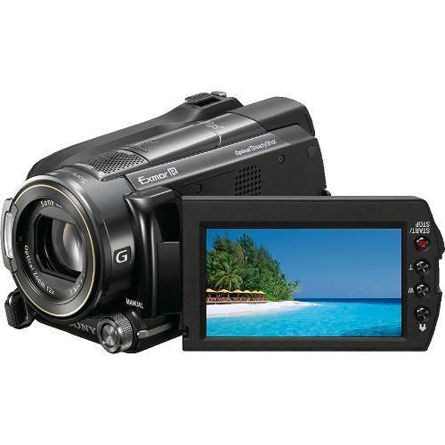 Sony HDR-XR520 240GB High Definition Handycam 'PAL' Camcorder