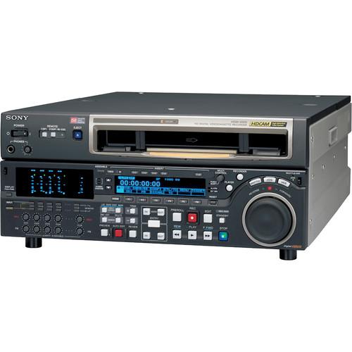 Sony HDW200020 HDCAM Studio Editing Recorder