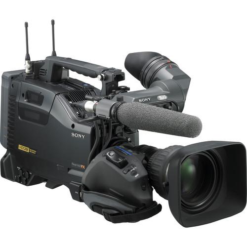 Sony HDW650F HDCAM Camcorder