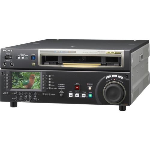 Sony HDW-D1800 CineAlta HDCAM Studio Editing Recorder