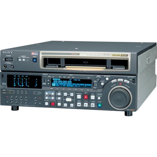 Sony HDWM2000/20 HDCAM Studio VTR