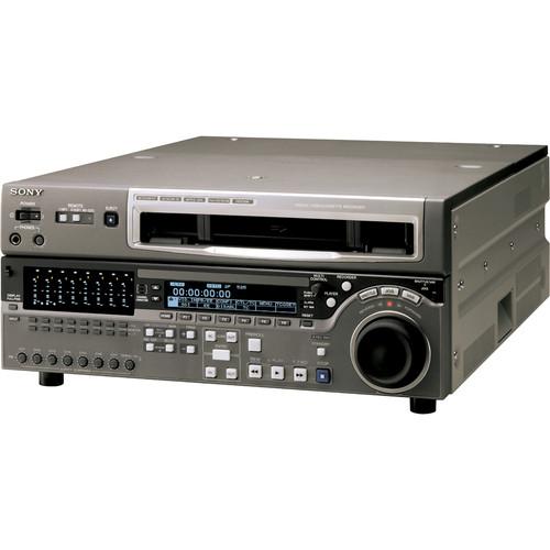 Sony HDWM2100/20 HDCAM Studio Player
