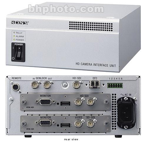 Sony HFUX310 Optical Fiber Interface Unit