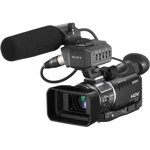 Sony HVR-A1E HDV PAL Camcorder