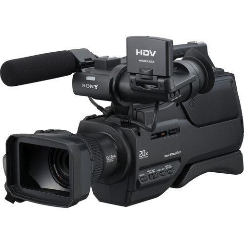 Sony HVR-HD1000P Digital High Definition HDV PAL Camcorder
