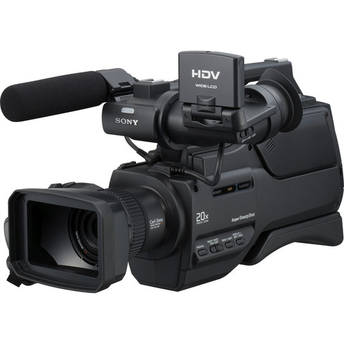 Sony HVR-HD1000U Digital High Definition HDV Camcorder