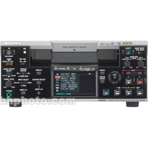 Sony HVR-M25U HDV VTR