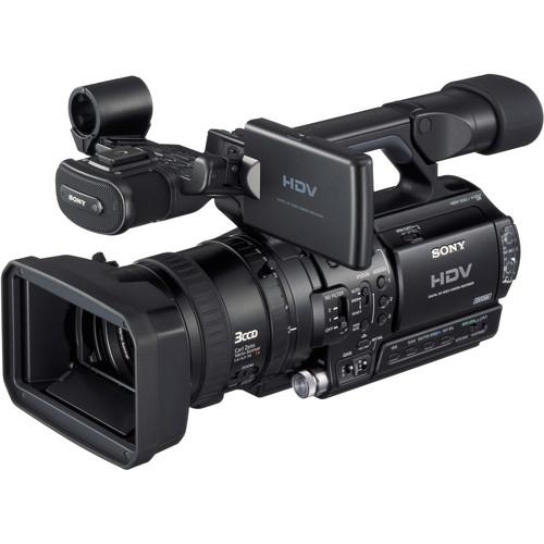 "Sony HVR-Z1U 1/3"" 3-CCD HDV Camcorder"