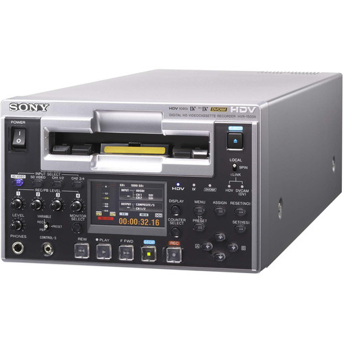 Sony HVR-1500A HDV/DVCAM VTR