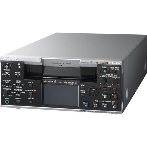 Sony HVR-M25AU HDV VTR