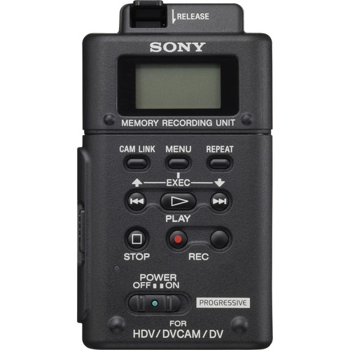 Sony HVR-MRC1 Memory Recording Unit