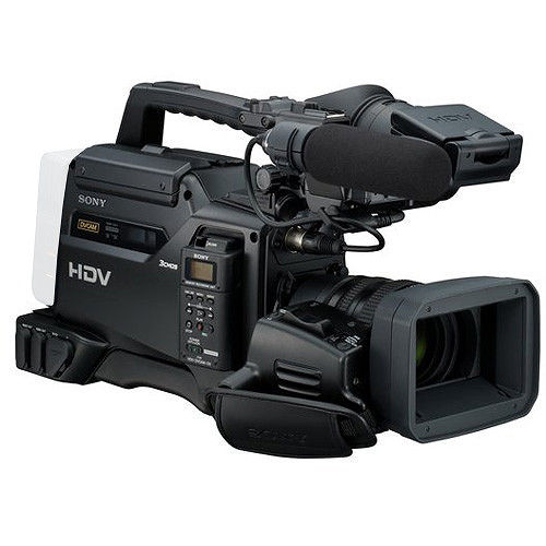 Sony HVR-S270P 1080i HDV PAL Camcorder