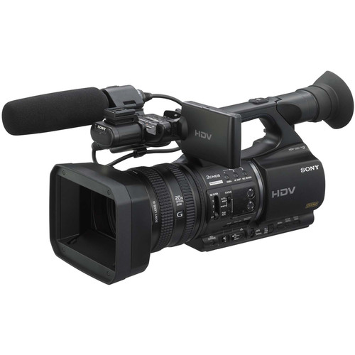 Sony HVR-Z5P Professional HDV PAL Camcorder