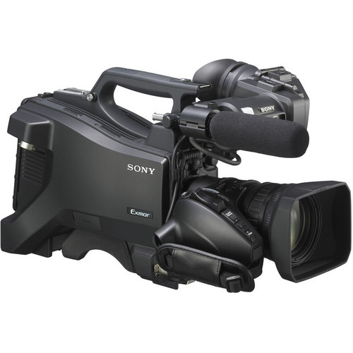 Sony HXC-D70K CMOS HD Camera Head with Viewfinder and Lens