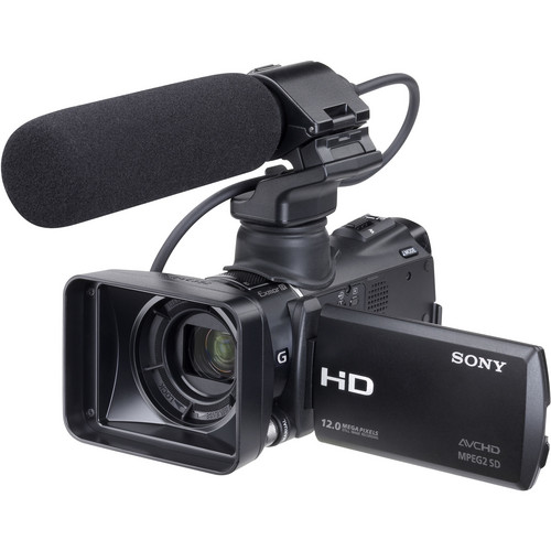 Sony HXR-MC50P HD PAL Camcorder