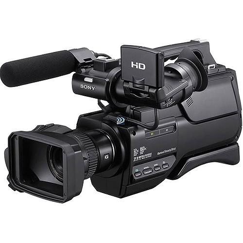 Sony HXR-MC1500E Shoulder Mount PAL AVCHD Camcorder