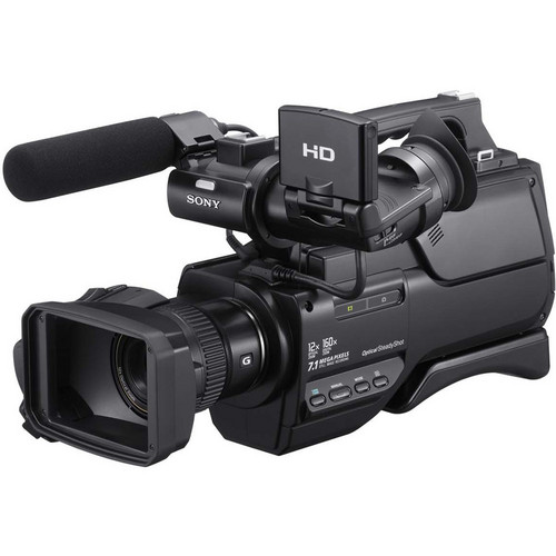 Sony HXR-MC2000E Shoulder Mount AVCHD PAL Camcorder