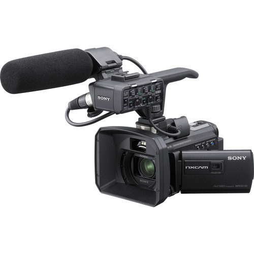 Sony HXR-NX30E NXCAM Palm Sized HD PAL Camcorder
