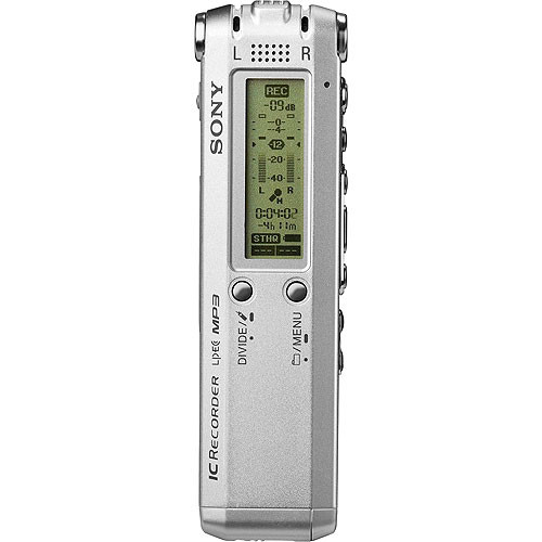 Sony ICD-SX68  Digital Voice Recorder - 512MB